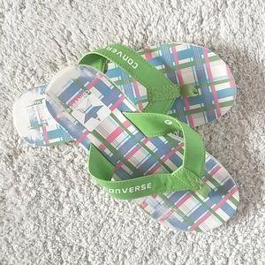 Converse Flip Flops